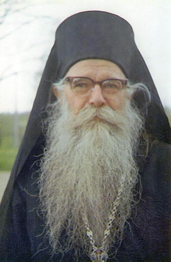 Bishop Sava (Saracevic)