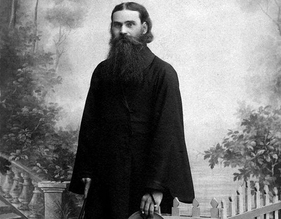 Архидиакон Рафаил (Шейченко). Изображение с сайта optina.ru