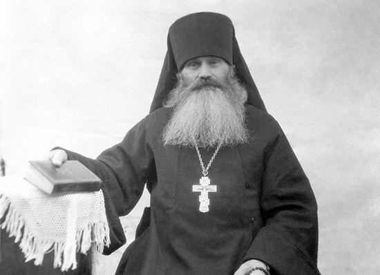 Иеромонах Рафаил (Шейченко). Изображение с сайта optina.ru
