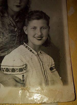 Мать Ирины Николаишвили