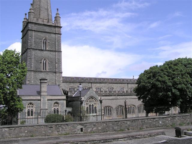 Кафедральный собор прп. Колумбы в Дерри, Ирландия
