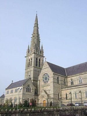 Кафедральный собор свв. Адомнана и Колумбы в Леттеркенни, Донегол, Ирландия