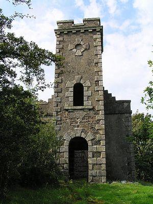 Часовня прп. Колумбы близ Бунавуллина, Шотландия