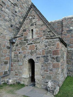 Часовня прп. Колумбы монастырской церкви Ионы