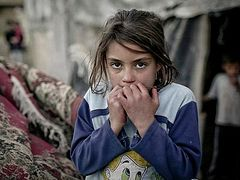 Russian Church initiates project to help children affected by war in Syria