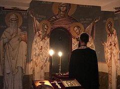 Американский монах о духовной жизни в Косово