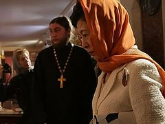 """""""This is a special place:"""" Japanese princess visits church at site of Romanov martyrdom"""