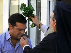 Greek prime minister to initiate process of separation of Church from state