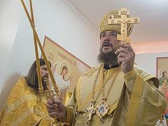 Hierarch of Russian Church celebrates Liturgy in Philippines for first time