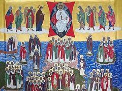 Англо-саксонская церковь Британии в VII веке