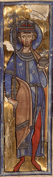 Святой Освальд