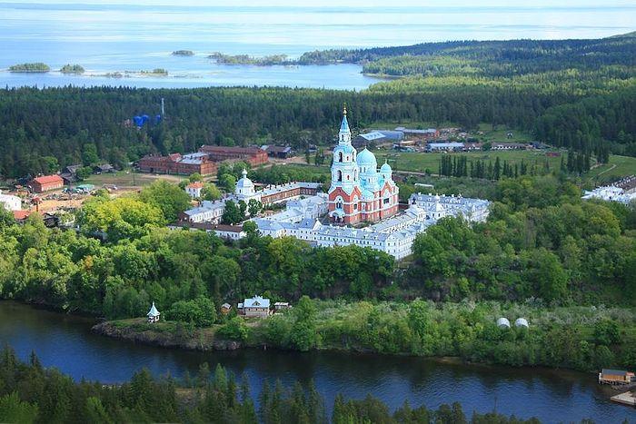 Валаамский Спасо-Преображенский ставропигиальный мужской монастырь