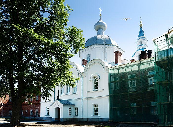 Храм святой Живоначальной Троицы. Фото: patriarchia.ru