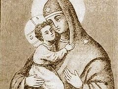 The Zaonikiev Icon of the Mother of God