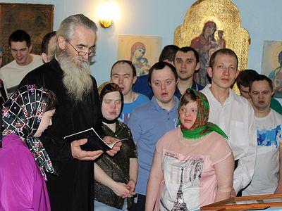 Из опыта работы священников Сыктывкара с ментальными инвалидами