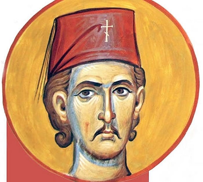 New Martyr Vasilije, the baker from Peć