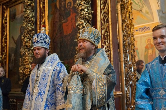 Metropolitan Tikhon of Pskov and Porkhov. Photo: Vladimir Khodakov/Pravoslavie.ru