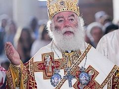"Patriarch of Alexandria: ""If the schismatic Denisenko wants to return, then he must turn to where he left from"""