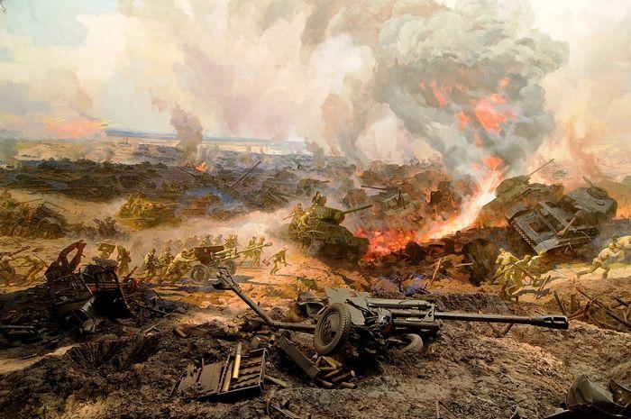 Фото Музей-диорама «Курская битва. Белгородское направление» (Белгород, Россия)