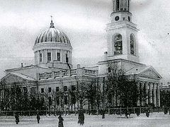 Cathedral where St. John of Kronstadt served for half a century to be restored