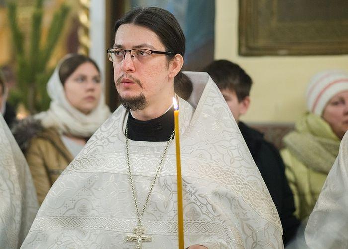 Священник Георгий Шматко
