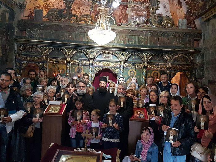 Паломники из центральной Сербии в гостях у сербов из Пасьяне, 2018 г.