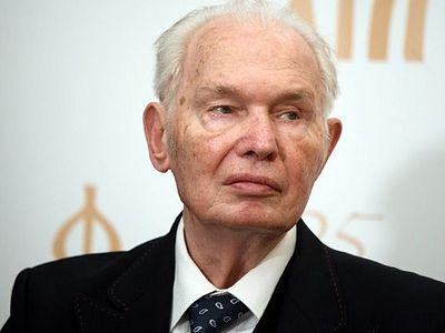 Писатель и историк Валерий Ганичев - о единстве, литературе и Украине