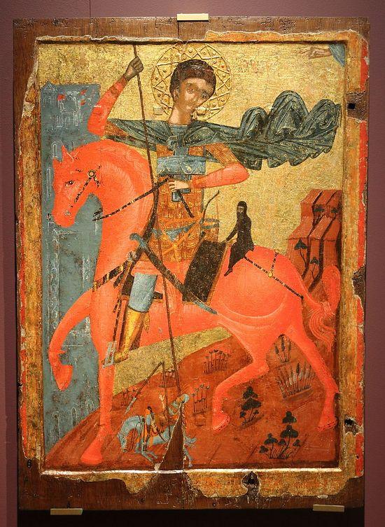 Чудо святого Димитрия. XVI – XVII века