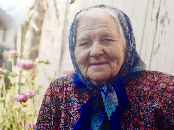 Бабушка Вера