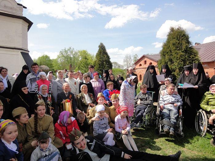 Воскресная школа-клуб монастыря