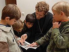 Язык Церкви для детей