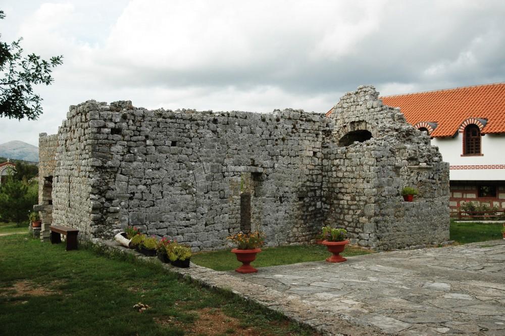 Храм апостола Павла до восстановления, 2006 г.