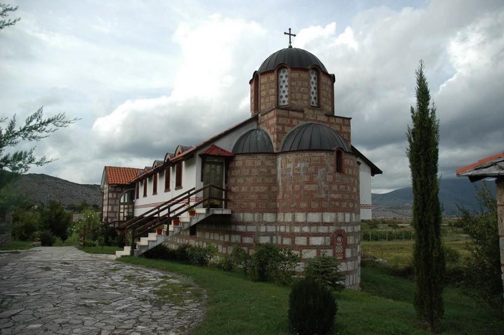 Сестринский корпус монастыря