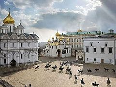 First-ever open-air Liturgy at Moscow Kremlin to be held in honor of 1030th anniversary of Baptism of Rus'