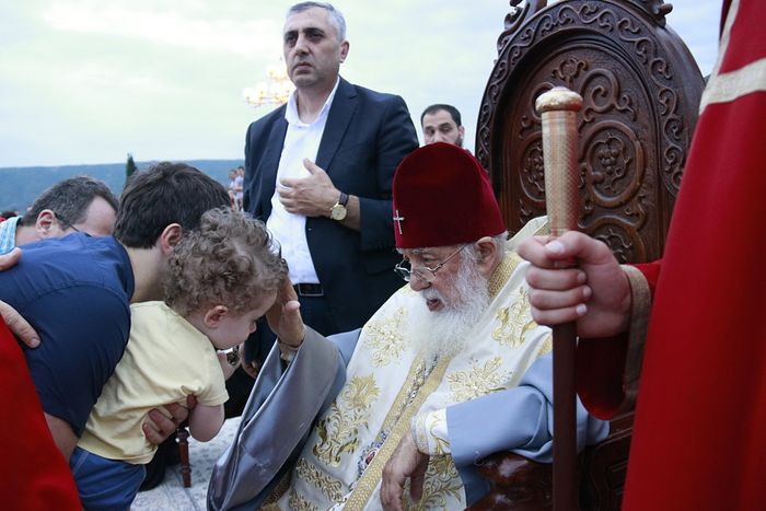Photo: patriarchate.ge