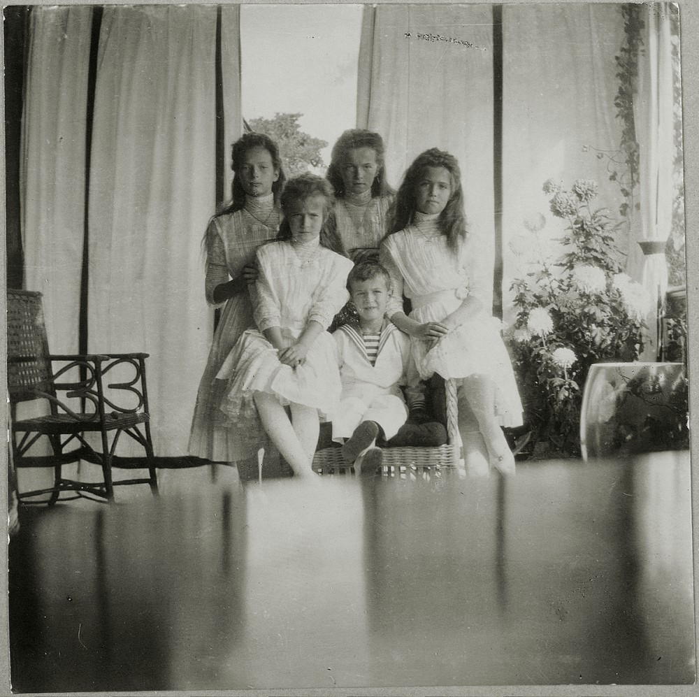 Интересные фото царской семьи