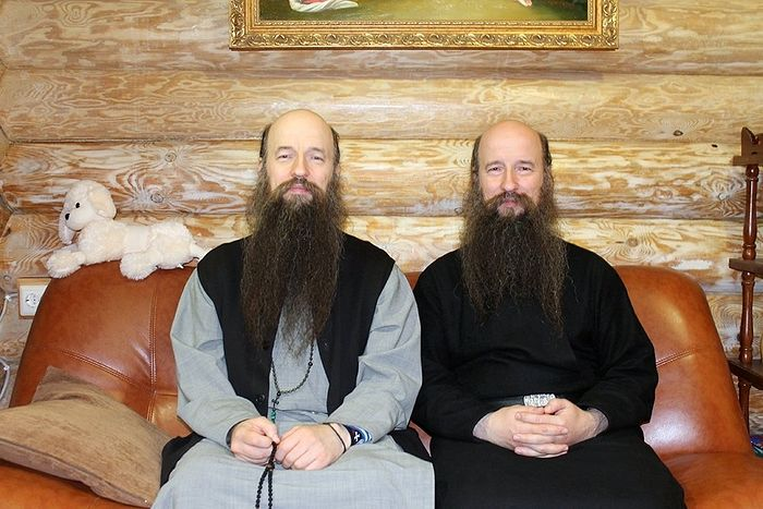 Иеромонахи Кирилл и Мефодий (Зинковские)