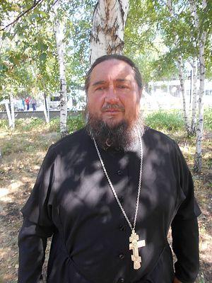 О. Сергий Чамышев