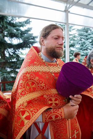 Отец Александр Степовик