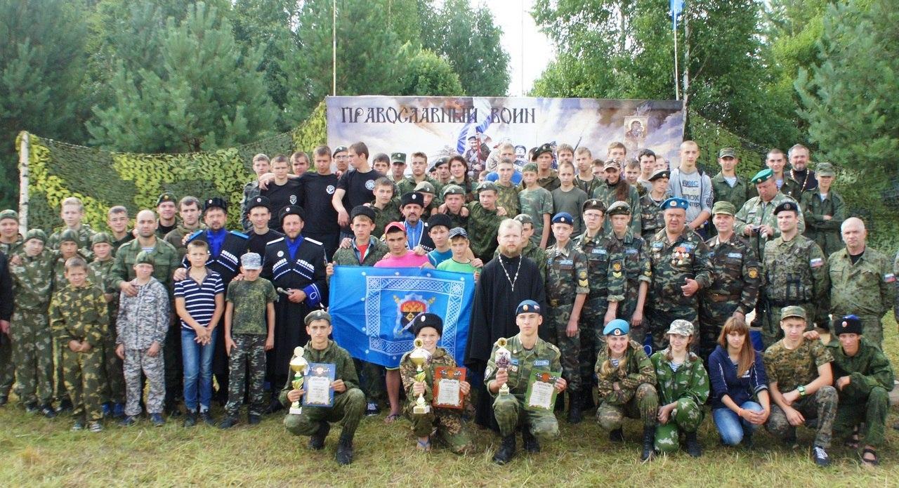В Дивеево состоится спортивно-военно-патриотический фестиваль «Православный воин -2018»