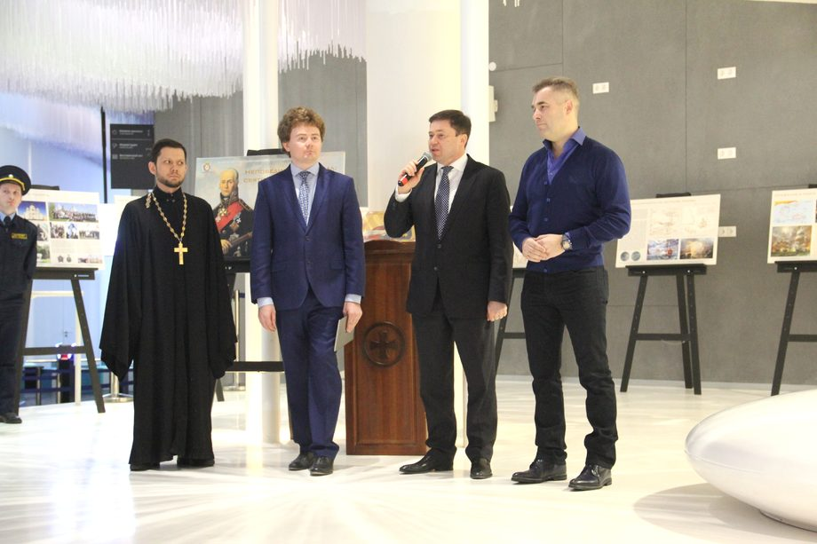 В Кронштадте пройдет выставка «Непобедимый адмирал: Святой праведный воин Федор Ушаков»