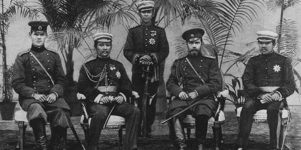Ксения Бычкова. Как тайцы чествовали Императора Николая / Православие.Ru