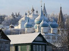 Gov't allocates millions to restoration of churches and monasteries for Russian city's 850th anniversary