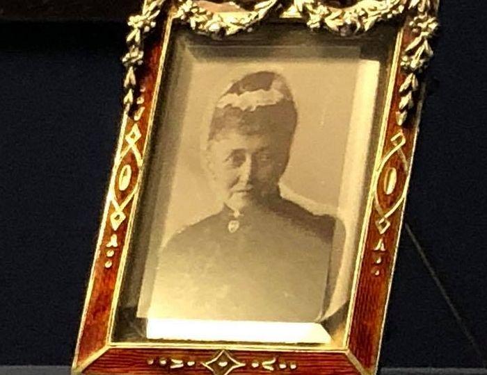 Photograph of Queen Louise. Photo: Facebook