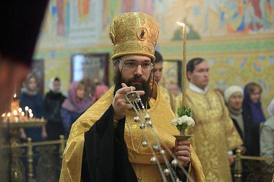Архимандрит Савва (Тутунов). Фото с сайта ekaterinburg-eparhia.ru