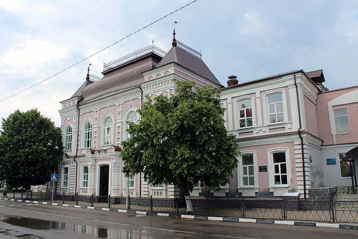 Павловская Ольгинская гимназия