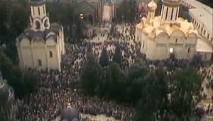 Празднование 1000-летия Крещения Руси в 1988 году в Троице-Сергиевой Лавре