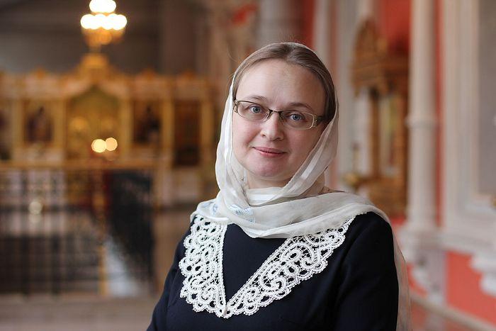 Матушка Марина Нефедова