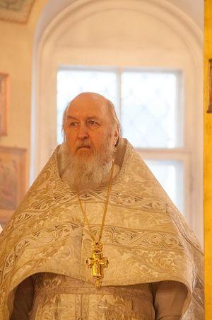 Протоиерей Геннадий Нефедов