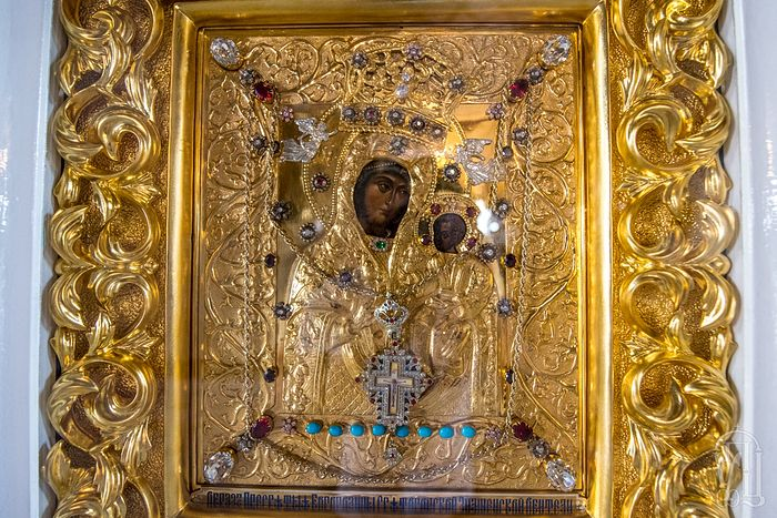 Zimnensky Icon of the Mother of God
